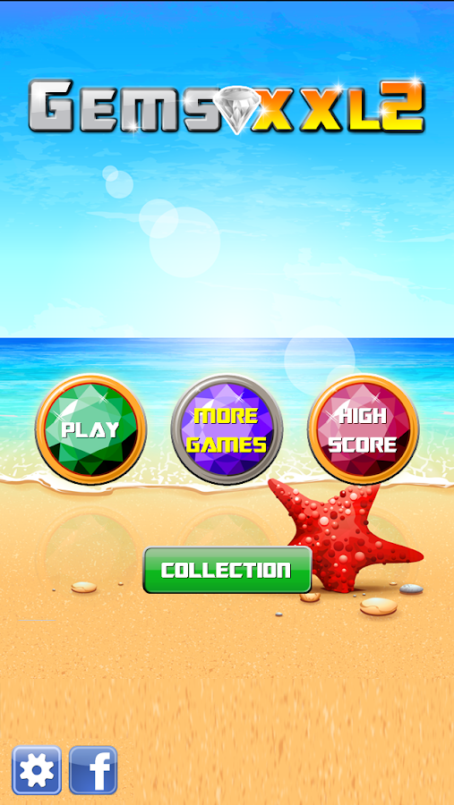 Gems XXL 2: Collect Jewels - screenshot