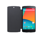 LG QuickCover for Nexus 5 (Black)