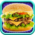 Burger Maker-Cooking game logo