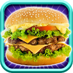 Burger Maker-Cooking game 1.0.23 Apk