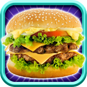 Burger Maker-Cooking game