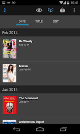 Zinio: 5000+ Digital Magazines Screenshot 2