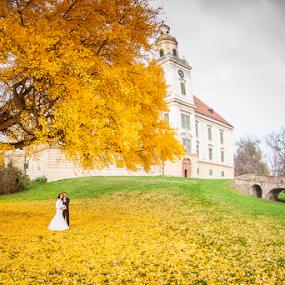 Love story by Krešimir Šarčević - Wedding Bride & Groom