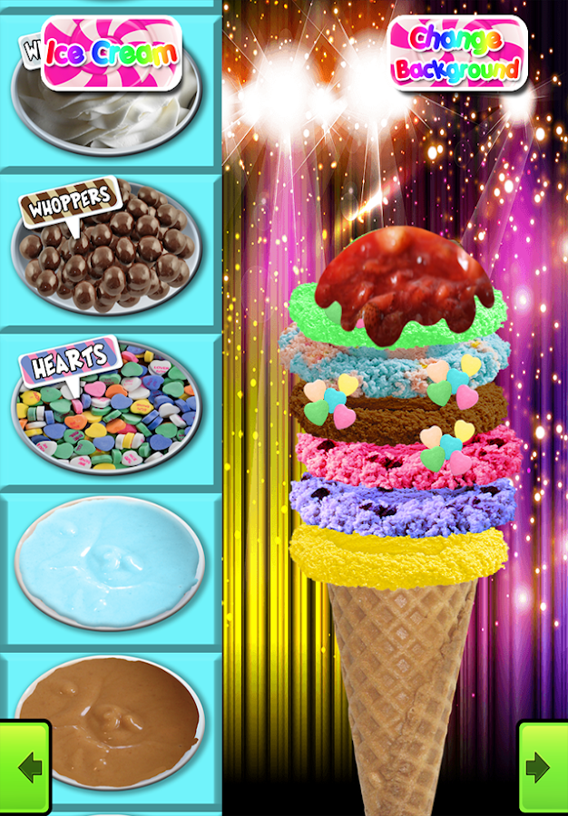 Cake & Ice Cream Maker FREE - Android Apps on Google Play
