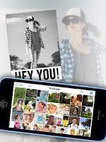 Screenshot of Postcard™ by myvukee