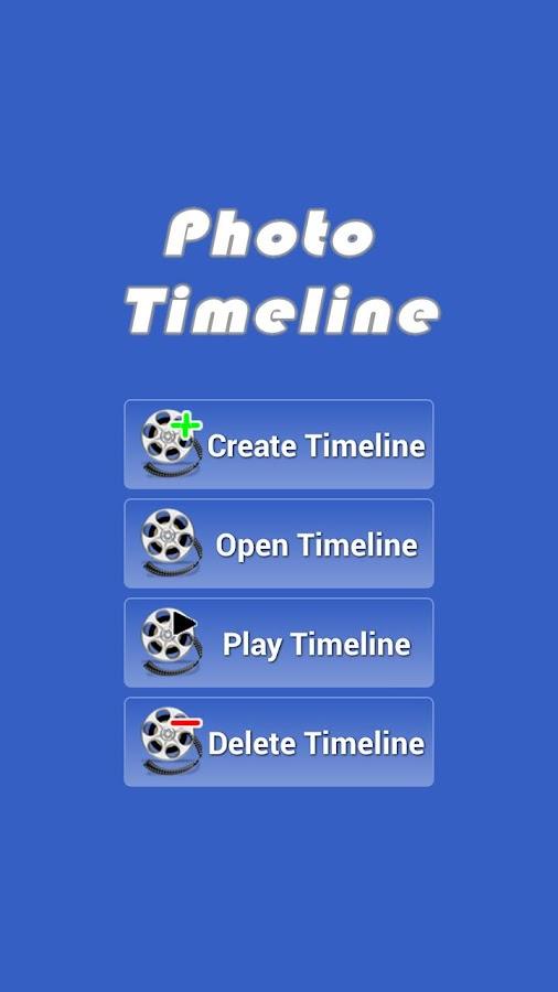 Photo Timeline- screenshot