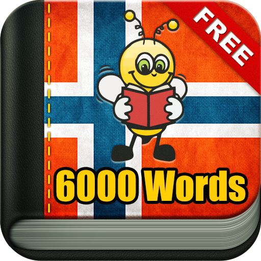 Learn Norwegian - 6,000 Words