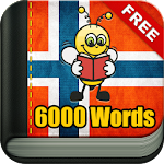 Learn Norwegian Vocabulary - 6,000 Words