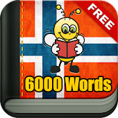 Learn Norwegian - 6000 Words - FunEasyLearn