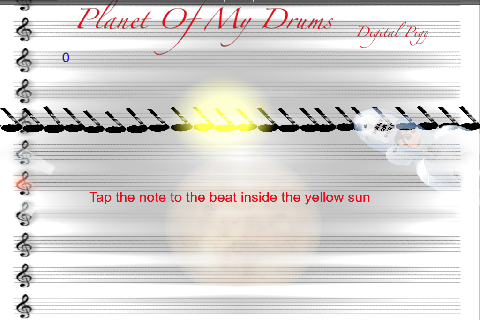 Planet of My Drums