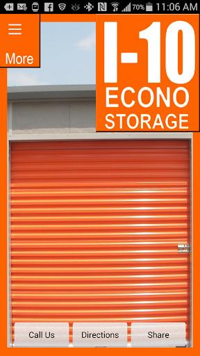 Econo I-10 Self Storage