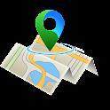 Map Alert icon