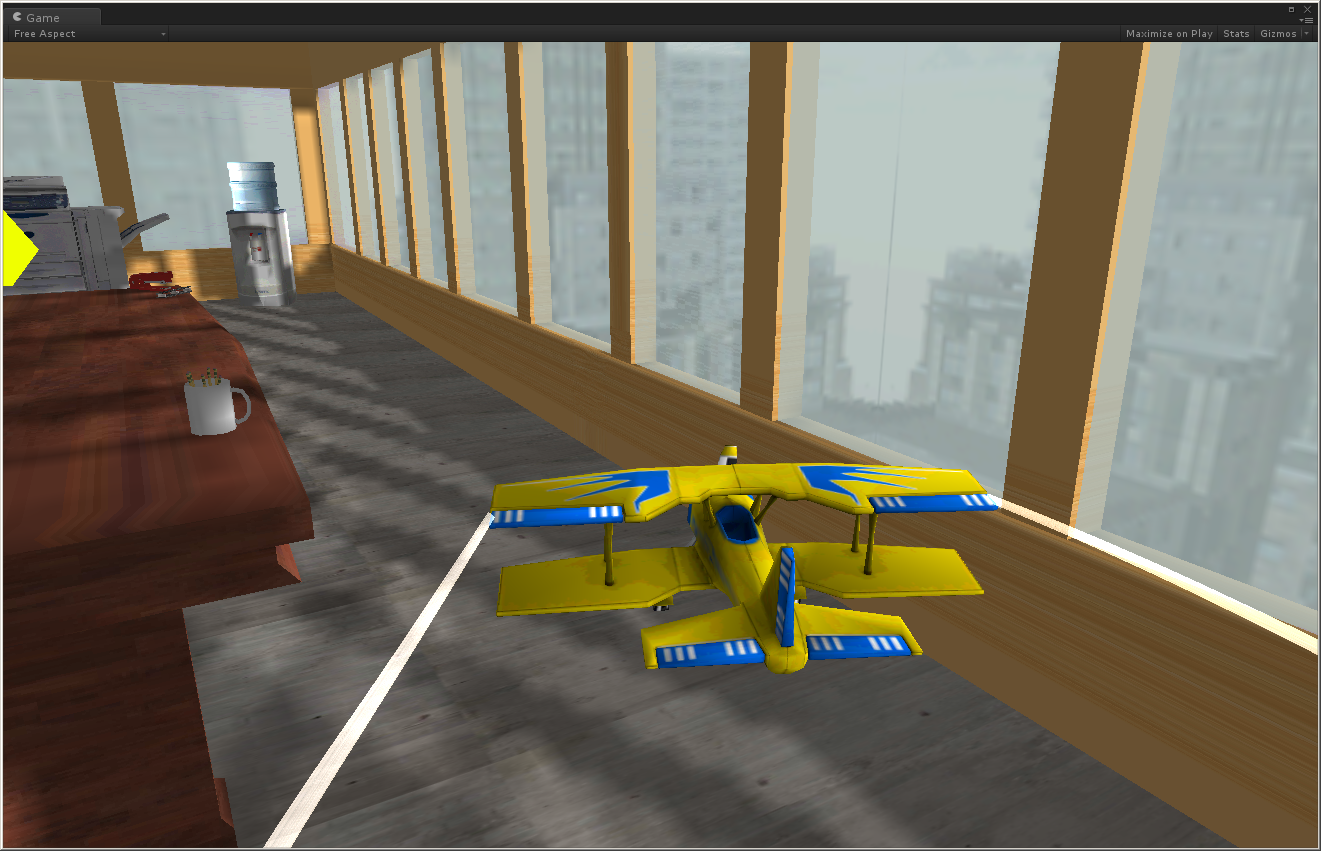 Flight simulator rc plane 3d android apps on google play for Simulatore 3d