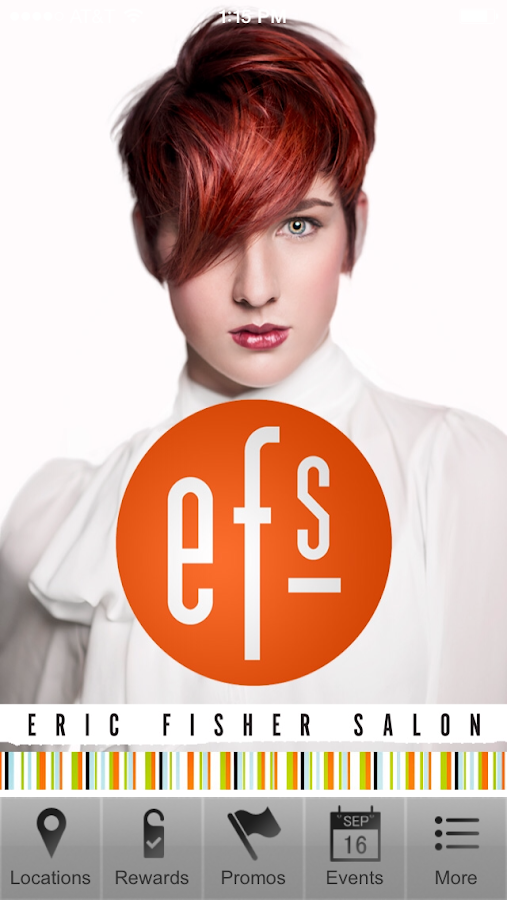 Eric Fisher Salon- screenshot