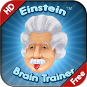 Einstein™ Brain Trainer Free icon