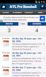Atlanta Pro Baseball - screenshot thumbnail