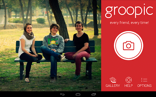 groopic- screenshot thumbnail