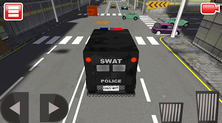 Police Car Simulator in 3D 1.0 screenshot 99093