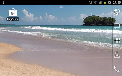 Beach Live Wallpaper - screenshot thumbnail