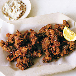 Grandma Flaxel's Crispy Fried Oysters