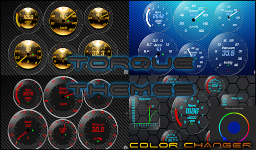 Torque Theme Glass OBD 2 screenshot 0