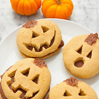 How To Make Halloween Pumpkin Cookies