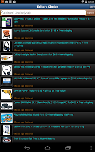 InoDeals Daily Deals Shop FREE - screenshot thumbnail