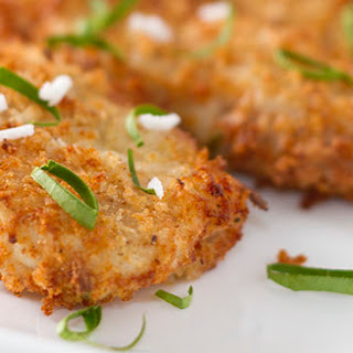 Coconut Lime Crispy Chicken made in Airfryer