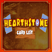Hearthstone Cards list