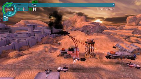 Choplifter HD Screenshot 17