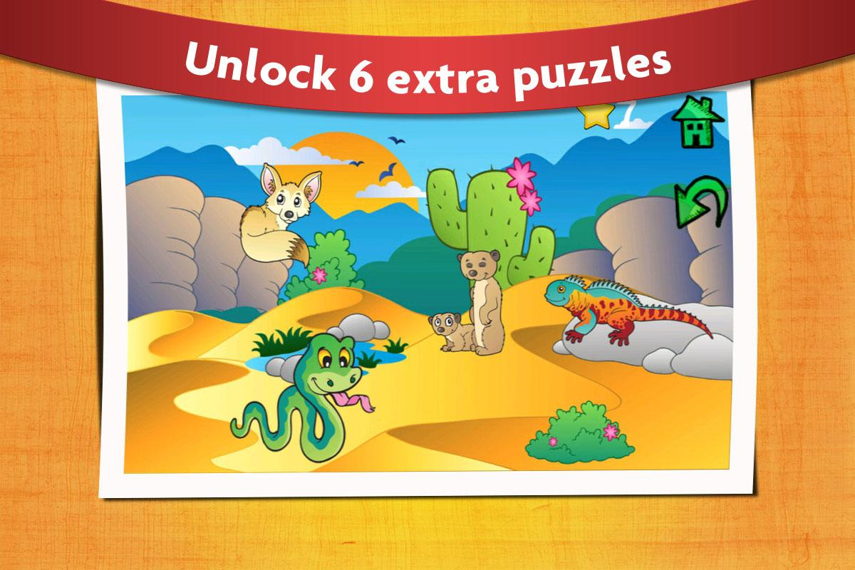 Peg Puzzle 2 Free Kids & Toddlers Shape Puzle Game- screenshot