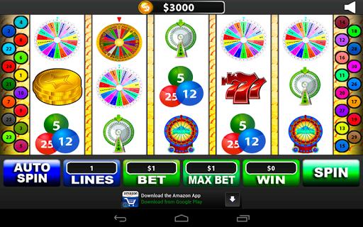 Wheel Spin Lucky