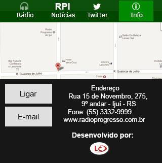 Rádio Progresso de Ijuí - RPI