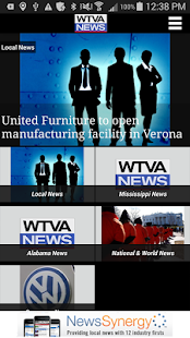 WTVA News- screenshot thumbnail
