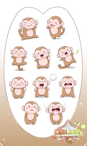 Osa Lucky3 이모티콘 최신