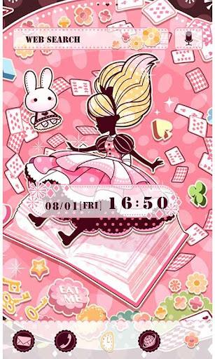 愛麗絲和粉色水球 for[+]HOME