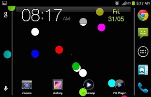 Screenshot of Touch to Color