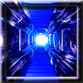 SciFi 3D Tunnel Effect LWP