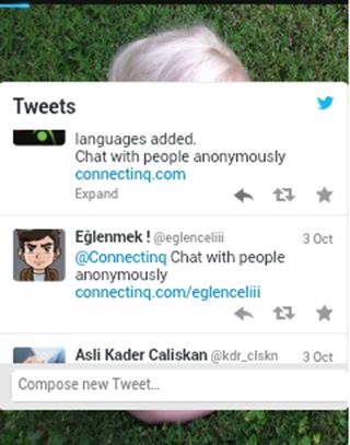 Connectinq
