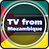 TV from Mozambique