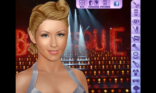 Christina Aguilera Makeup - screenshot thumbnail
