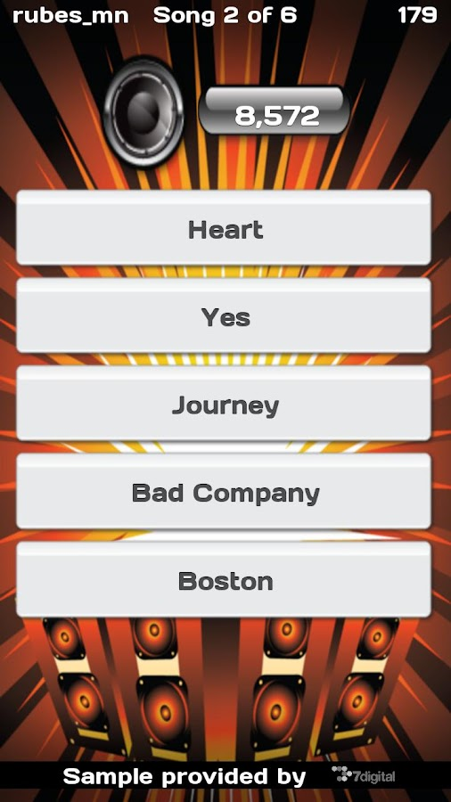 Juke Box Hero - screenshot