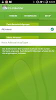 Screenshot of Emsland Kalender