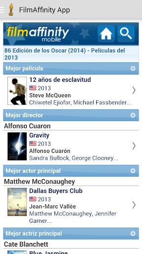 FilmAffinity App