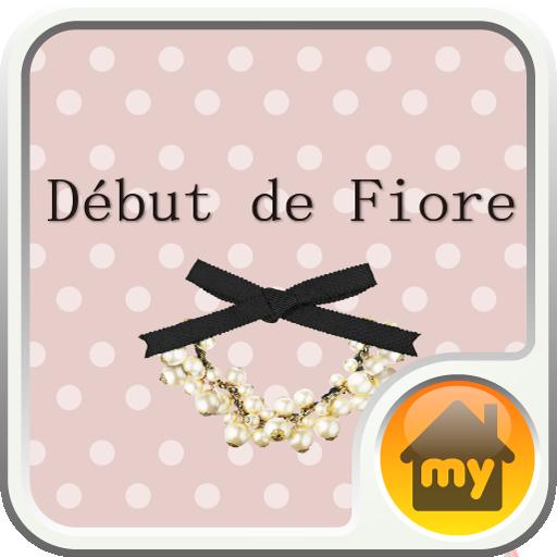 Debut de Fiore-Ribbon Theme 個人化 LOGO-玩APPs