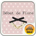 Debut de Fiore-Ribbon Theme icon