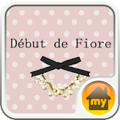 Debut de Fiore-Ribbon Theme