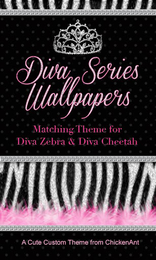 Diva Zebra Cheetah Wallpapers