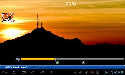 97.1 FM Radio La Numero Uno- screenshot thumbnail