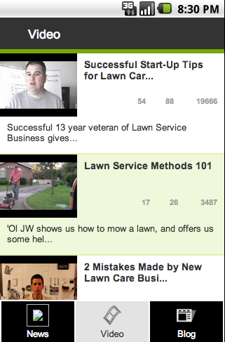 Lawn Business News